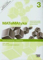 Matematyka 3 Zbiór zadań Zakres podstawowy i rozszerzony
