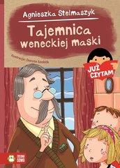 Tajemnica weneckiej maski Już czytam!