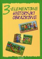 3-elementowe historyjki obrazkowe