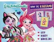 Enchantimals Baw się kartami
