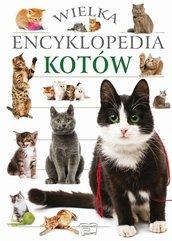 Wielka encyklopedia kotów
