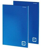 Blok notatnikowy A6/100K kratka Color 2.0 (10szt)