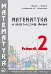 Matematyka w branżowej szkole I stopnia. Podr. 2