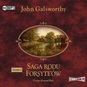Saga rodu Forsyte'ów T.3 Przebudzenie audiobook