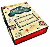 Fun Card English Singular vs Plural CREATIVO