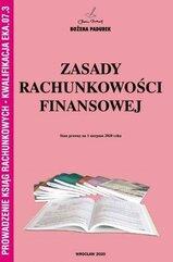 Zasady rachunkowości... KW EKA.07.3 w.2020 PADUREK