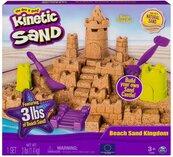 Kinetic Sand Zamek na Plaży 1,4kg