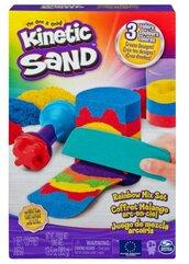 Kinetic Sand Zestaw Tęczowych narzędzi 383g