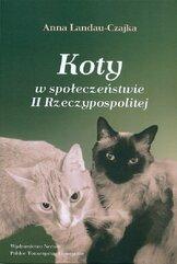 Koty w społeczenstwie II Rzeczypospolitej