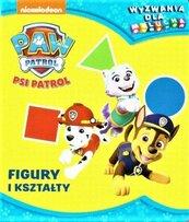Psi Patrol. Wyzwania dla... Figury i kształty