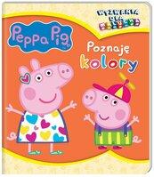 Peppa Pig Wyzwania dla malucha Poznaję kolory