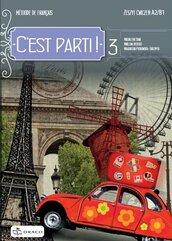 C'est parti! 3 zeszyt ćwiczeń DRACO