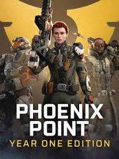 Phoenix Point Year One Edition (PC) Klucz Steam