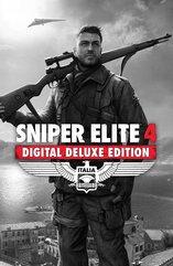 Sniper Elite 4 (PC) Digital Deluxe klucz Steam