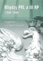 Między PRL a III RP (1989-1990)