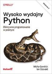 Wysoko wydajny Python Efektywne programowanie wyd.2