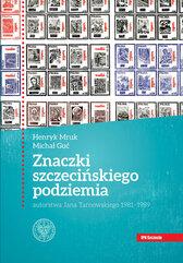 Znaczki szczecińskiego podziemia