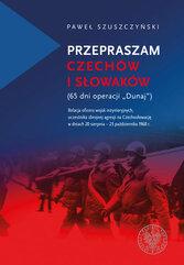 Przepraszam Czechów i Słowaków
