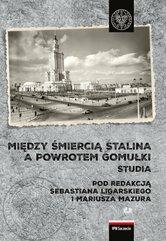 Między śmiercią Stalina a powrotem Gomułki Polska 1953-1956