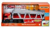 Matchbox Transporter Wóz strażacki