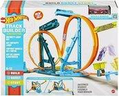 Hot Wheels Track Builder Pętla Megatrans. zestaw