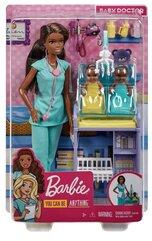 Barbie Kariera. Lalka + akcesoria GKH24