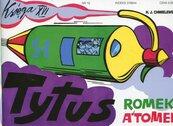 Tytus Romek i Atomek 16 Tytus dziennikarzem