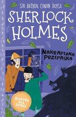 Sherlock Holmes T.4 Nakrapiana przepaska