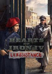 Hearts of Iron IV: La Resistance (PC) Steam