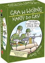 Gra w wojnę: Karty do gry
