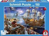 Puzzle 150 Pirackie potyczki G3