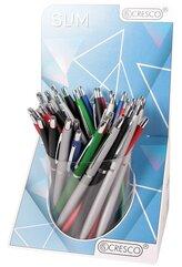 Długopis Slim Semi Gel 1,0mm (36szt)