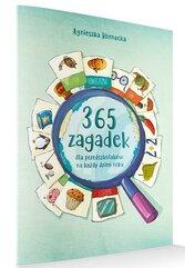 365 zagadek dla przedszkolaków na każdy dzień roku
