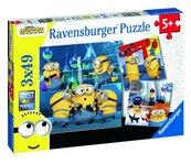 Puzzle 3x49 Minionki 2