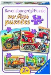 Puzzle zestaw W pracy