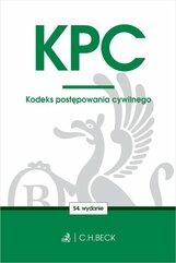KPC Kodeks postępowania cywilnego