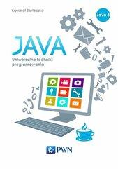 Java. Uniwersalne techniki programowania
