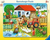 Puzzle 8-17el Gospodarstwo 060207 RAVENSBURGER
