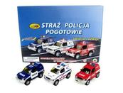 Auto straż, policja z dźw.p12 HIPO, cena za 1szt.