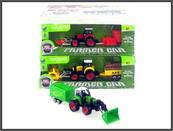 Traktor z przyczepą 21cm. p6 HIPO Cena za sztukę