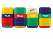 Temperówko-gumka Compact p36. MILAN