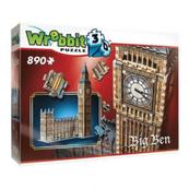 Wrebbit 3D puzzle Big Ben 890el 02002 TACTIC