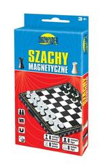 Szachy magnetyczne w pudełku 05743 DROMADER