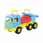 Wader-Polesie 6614 Samochód ciężarowy z siedzeniem w worku