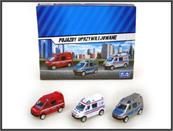 Auto mini van uprzywilejowany 8cm.p12 HIPO, cena za 1szt.