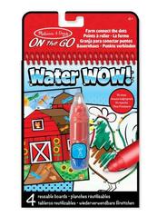 MELISSA Kolorowanka wodna Water Wow! Połącz kropki 19485