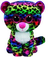 TY BEANIE BOOS DOTTY - kolorowy leopard 24cm 37074