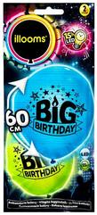 Balony LED - duży rozmiar 80058 TM TOYS