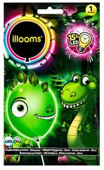 Balony LED - zrób to sam - Dinozaur 80055 TM TOYS