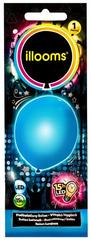 Balony LED - niebieskie 1pak 80053 TM TOYS